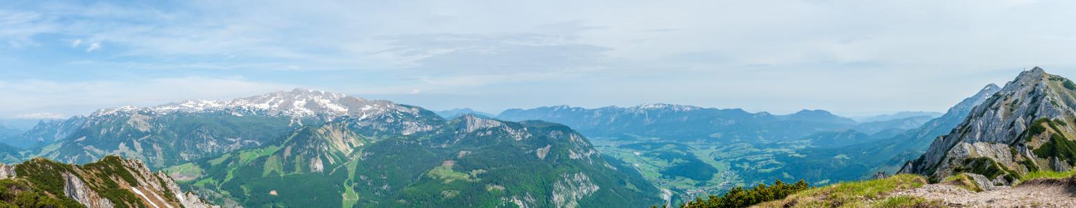 - Berg Hochland Lahnerkogel Natur grau