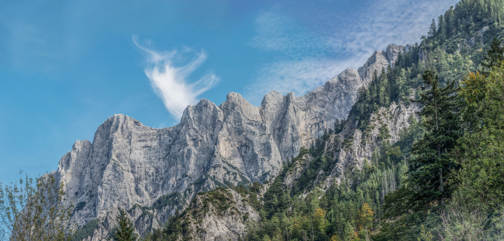 - Berg Hochtor Hochtorgruppe Nationalpark Gesäuse Nationalparks Natur Panorama