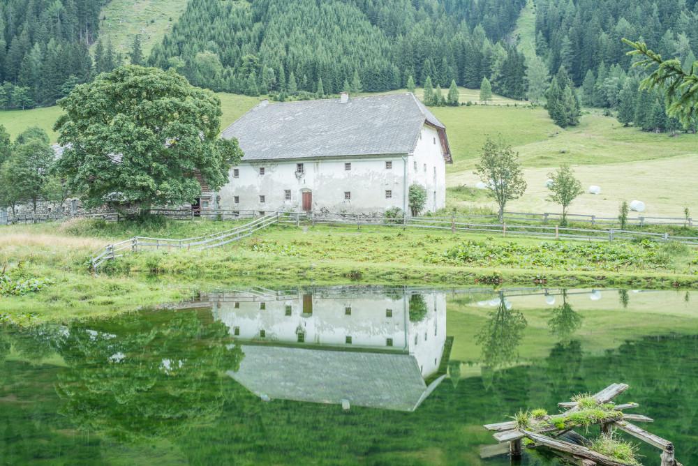 - Architektur Dunkel Europa Gebäude Hochland Hohentauern Natur Outdoor Pölsenhube Steiermark Österreich