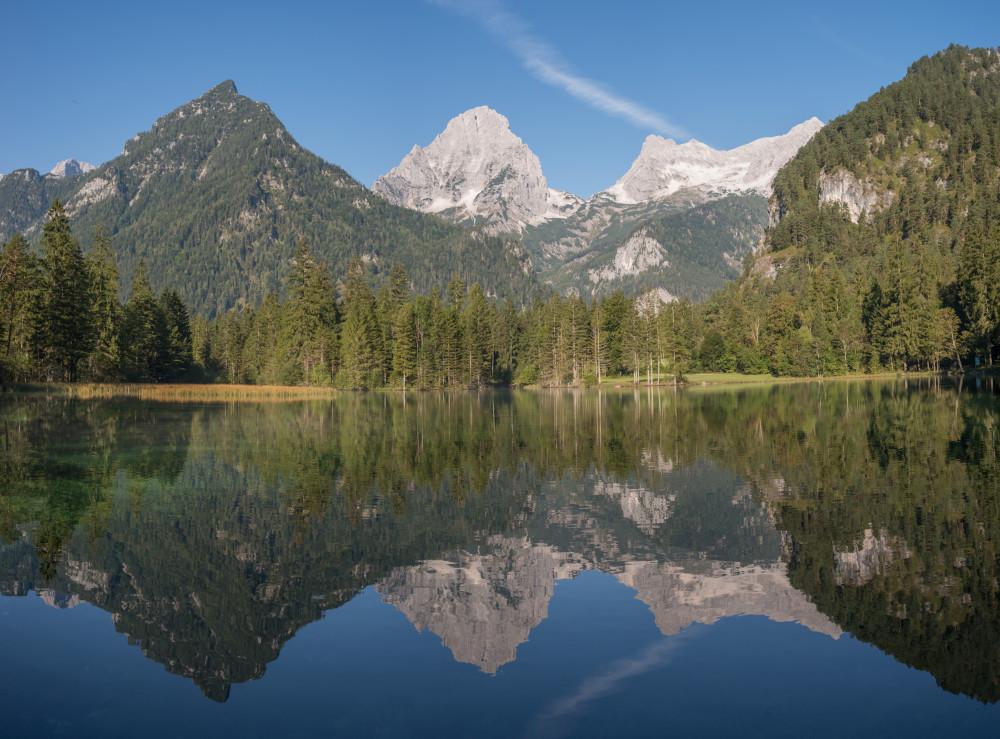 - Berg Bildinhalt Gewässer Hinterstoder Natur Pyhrn Priel Pyhrn-Priel Schiederweiher See Stodertal Wasser