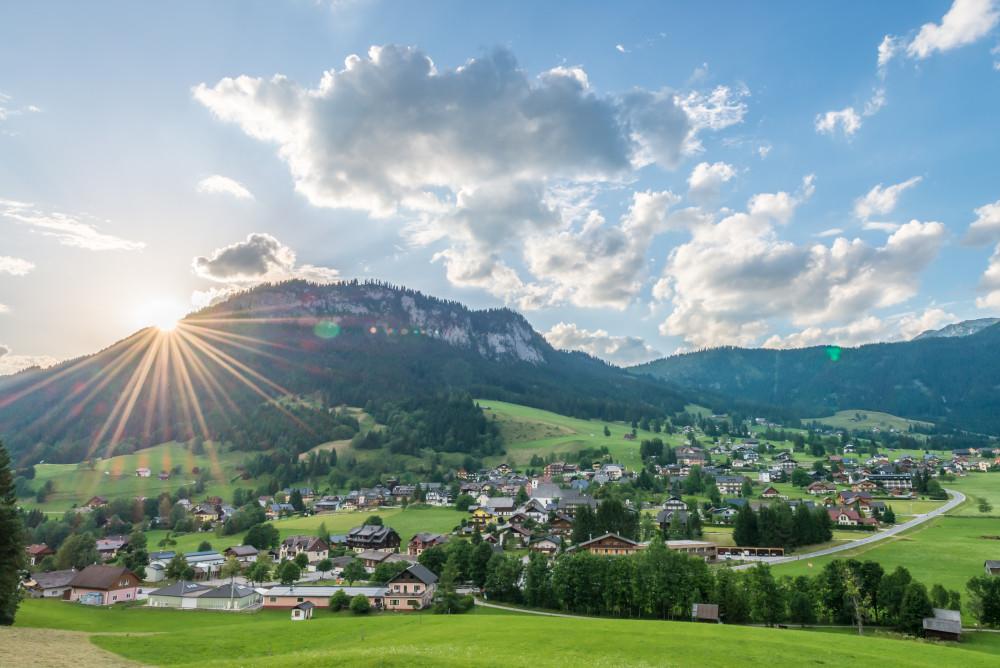 - Himmel Hochland Natur Sommer Wolken