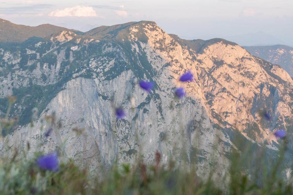 - Ausseerland Berg Europa Natur Salzkammergut Steiermark Trisselwand grau Österreich