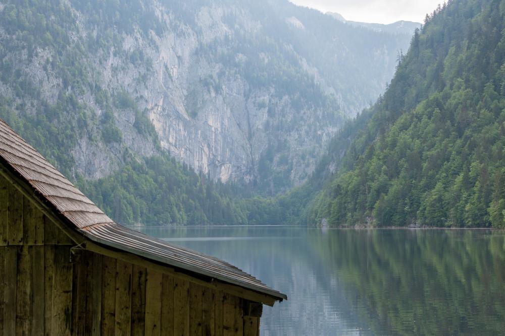 - Ausseerland Europa Gewässer Natur Salzkammergut See Steiermark Toplitzsee Wasser Österreich
