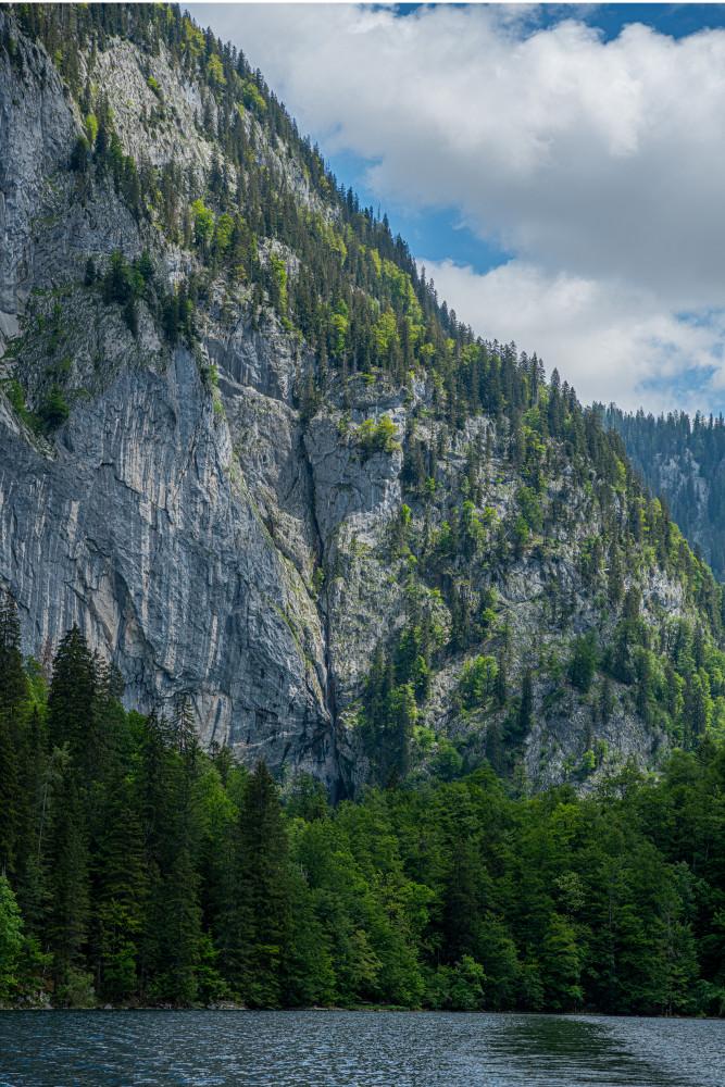 - Ausseerland Europa Gewässer Hochland Natur Oberösterreich Salzkammergut See Steiermark Toplitzsee Traun Ursprung Traunursprung Ungesättigt Wasser Österreich